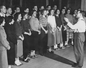 Thumbnail of Chorale (1949-50)