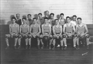 Thumbnail of Basketball: 1925-1937