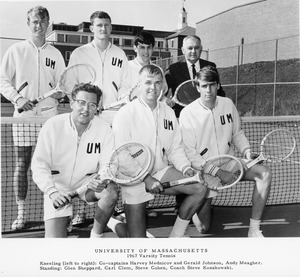 Thumbnail of Tennis: 1964-1981