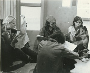 Thumbnail of Student sit-in