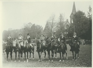 Thumbnail of High School Day horse riding event