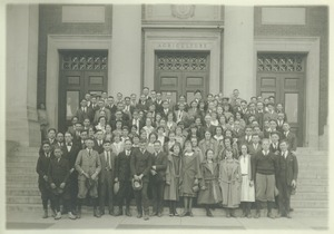 Thumbnail of High School Day class photo