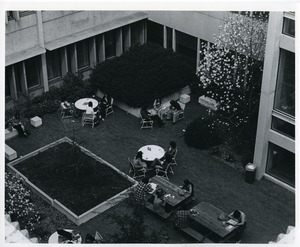 Thumbnail of Whitmore Administration Building courtyard