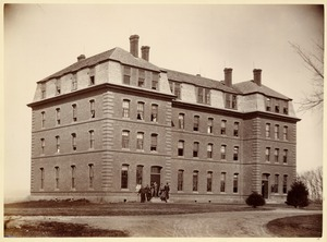 Thumbnail of South College, Massachusetts Agricultural College