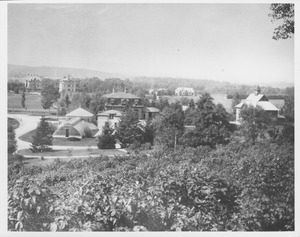 Thumbnail of Campus Views, 19th Century - 1890s