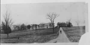 Thumbnail of Campus Views, Panorama
