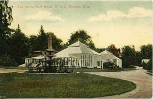 Thumbnail of The  Durfee Plant House, M.A.C., Amherst, Mass.