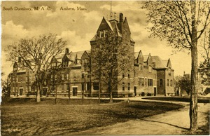Thumbnail of South Dormitory, M.A.C., Amherst, Mass.