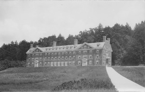 Thumbnail of Thatcher Hall, Massachusetts State College, Amherst, Mass.