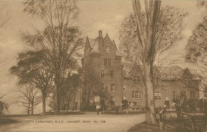 Thumbnail of South Dormitory, M.S.C., Amherst, Mass.
