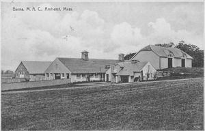 Thumbnail of Barns, M.A.C., Amherst, Mass.