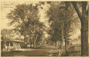 Thumbnail of Pleasant Street, M.A.C., Amherst, Mass.