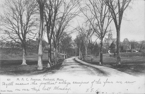 Thumbnail of M..A.C. Avenue, Amherst, Mass.