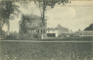 Thumbnail of Hatch Experiment Station, M.C.A., Amherst, Mass.