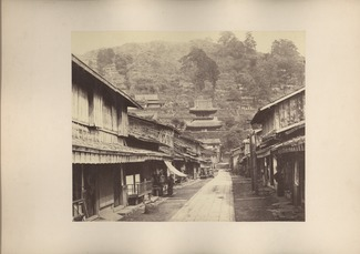 An image of: Kaisando Temple, Nagasaki