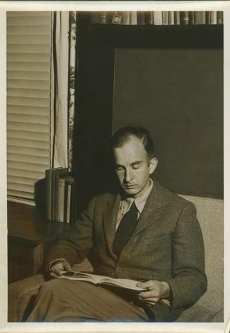 W. Walker Gibson, 1955