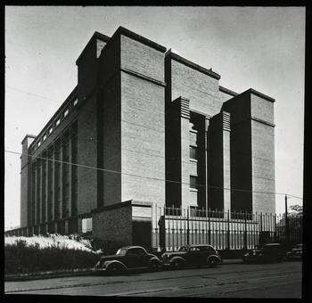 Larkin Building Frank Lloyd Wright Larkin Building, by Fr...