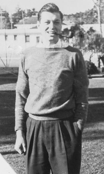 Caleb Foote, ca.1942