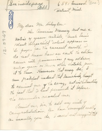 george schuyer essay The first step in applying to the schreyer honors college is to complete and submit the penn state undergraduate admissions application you'll find a link to the schreyer honors college application through the general penn state application the shc admissions application includes: three required essay questions short answer.