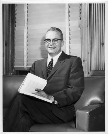 An image of: John Lederle, 1960