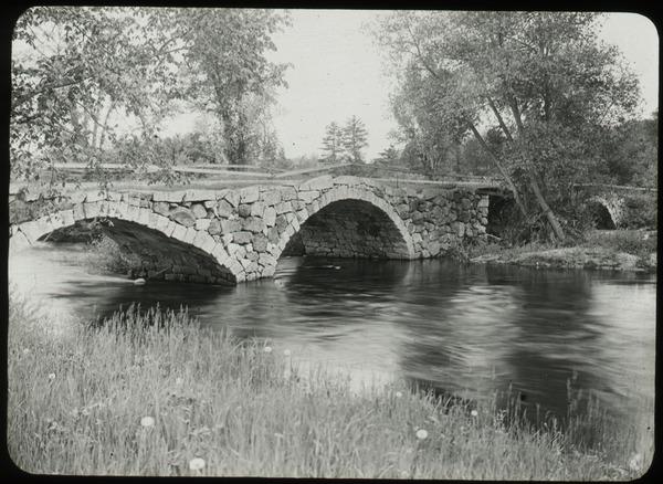 Four Arch Bridge Hillsboro, NH, undated