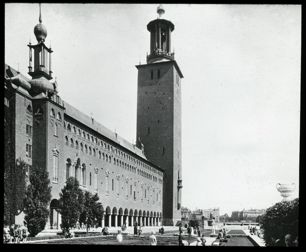 Unidentified building, ca. 1925