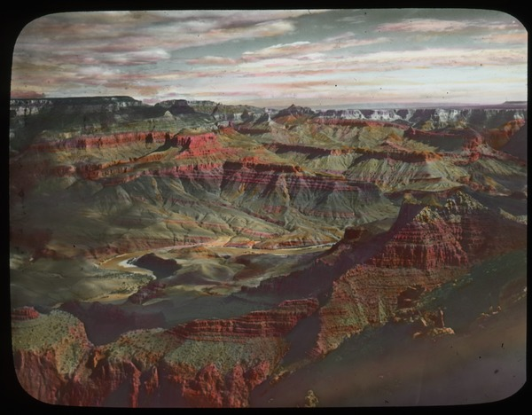 The Grand Canyon, undated