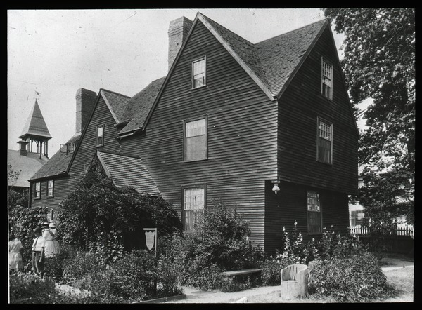 House of the Seven Gables, ca. 1925