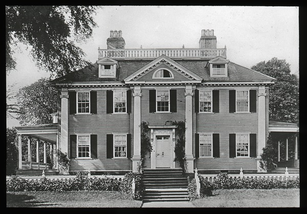 Longfellow House, ca. 1920
