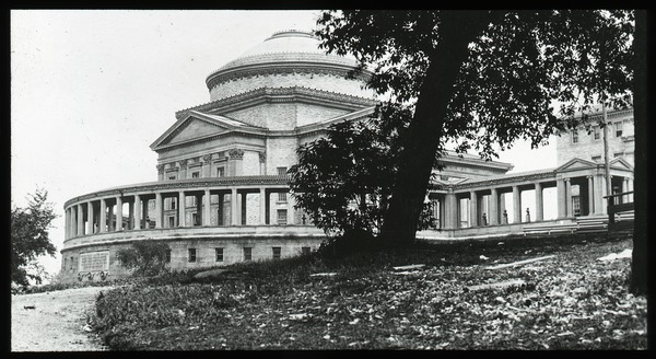 Gould Memorial Library, New York University, ca. 1910