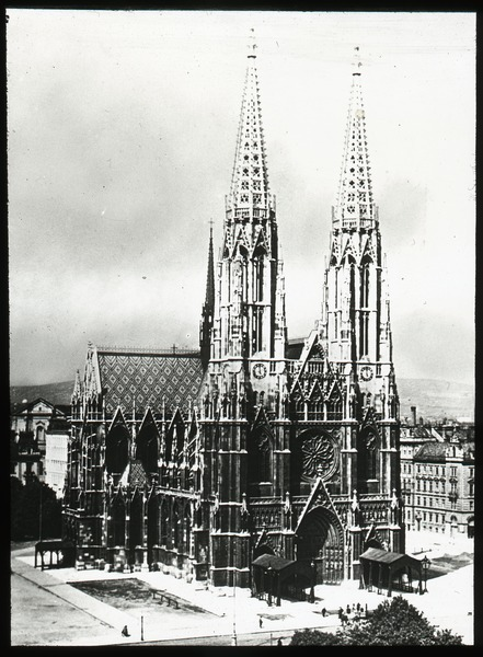 Votive Church, ca. 1880