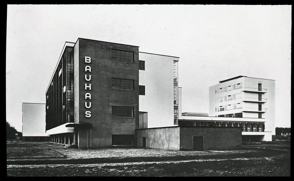 Bauhaus head office, ca. 1926