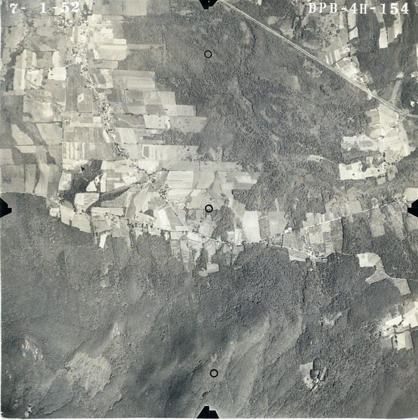 Hampshire County: aerial photograph, July 1, 1952