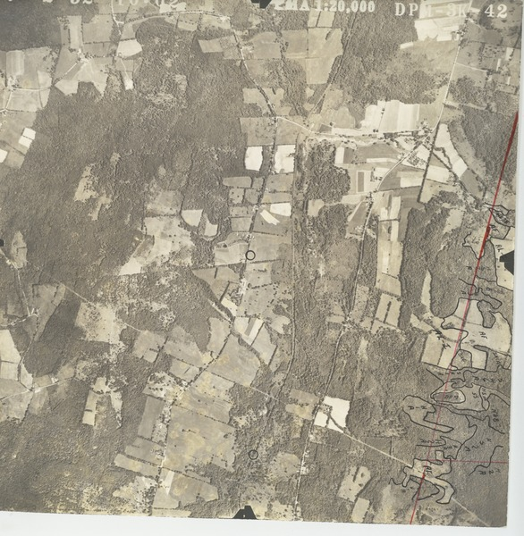 Berkshire County: aerial photograph, July 2, 1952