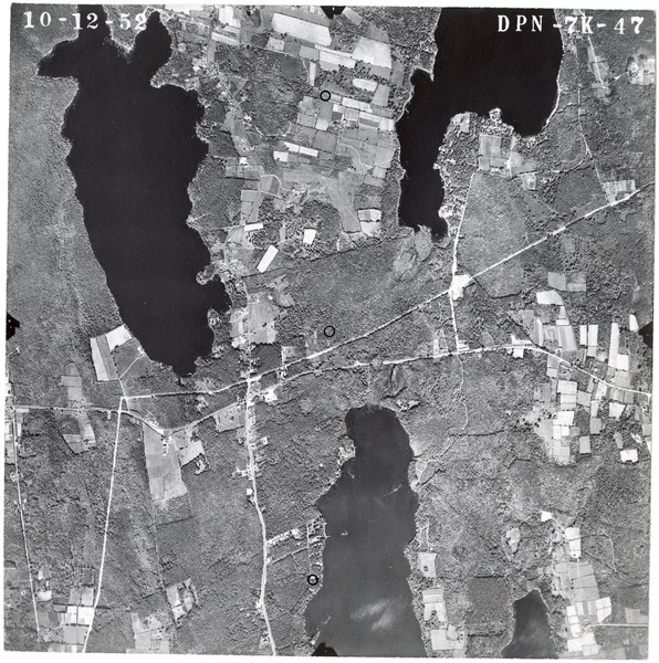 Bristol County: aerial photograph, October 12, 1952
