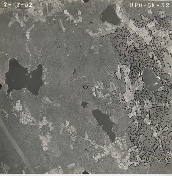 Middlesex County: aerial photograph, July 7, 1952