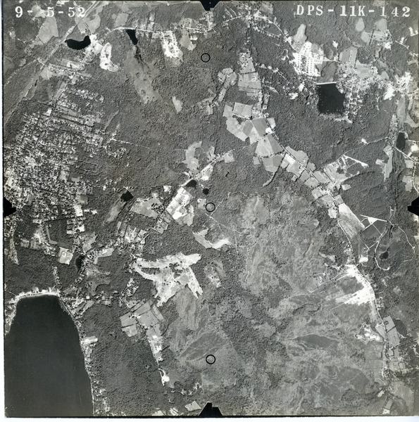 Norfolk County: aerial photograph, September 5, 1952