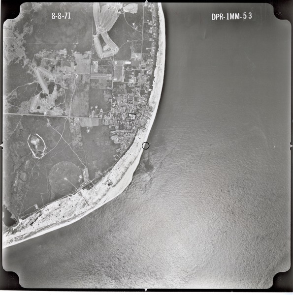 Nantucket County: aerial photograph, August 8, 1971