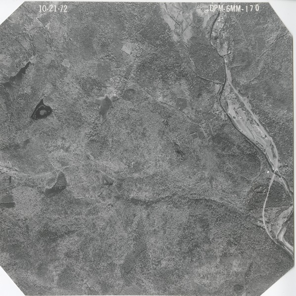 Berkshire County: aerial photograph, October 21, 1972
