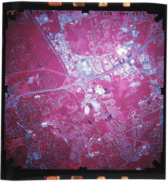 Middlesex County: aerial photograph, July 24, 1985