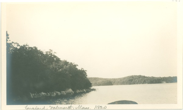 Long Pond in Falmouth, ca. 1911