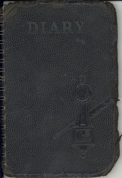 Engagement book, 1942