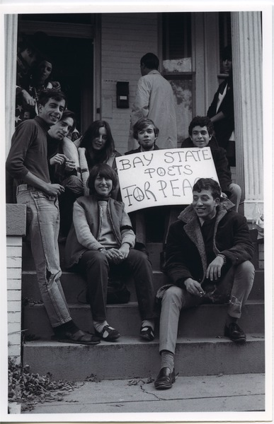 Bay State Poets for Peace, 1968