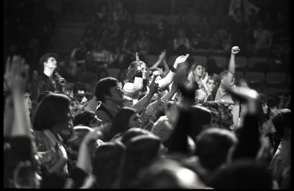 Richard Nader's Rock and Roll Revival concert at the Springfield Civic Center: