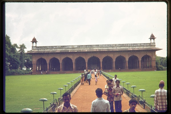 Red Fort complex, ca. July 1978