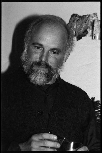 Robert H. Abel: informal portrait, at the book party for Robert H. Abel, November 1985