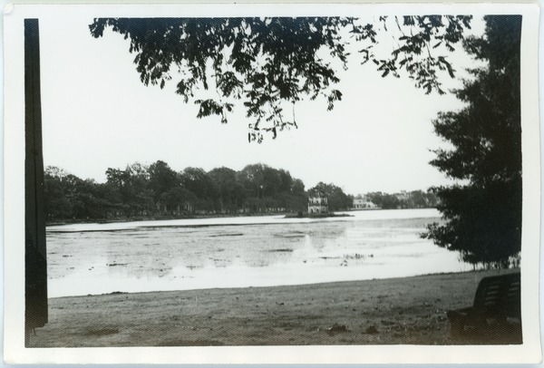Hoan Kiem Lake, Old Quarter, May 1968
