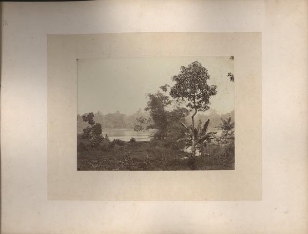 Kedirie River, Java, ca  1865