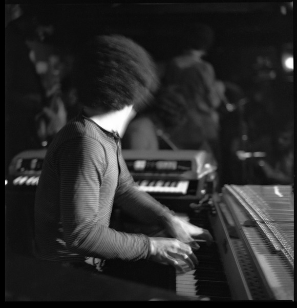 Keith Jarrett performing with Miles Davis at Lennie's On the Turnpike, January 14, 1971