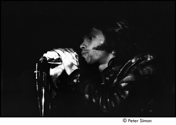The Doors at the Crosstown Bus: Jim Morrison, August 10, 1967
